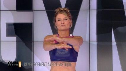 'Renforcement avec élastique' avec Sandrine - GYM DIRECT du 06/10