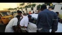 AmyJackson Funny Proposal to Vikram in Tamil Local Slang