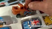 Disney Cars Dark Side Blender GoPro Slowmo Toy Car Smoothie
