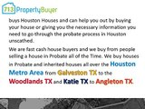 Selling an Inherited House in Houston TX - Do you want to Sell Inherited House Houston TX Fast