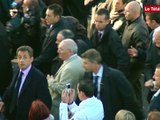 Sarkozy traité d'enculé au Guilvinec