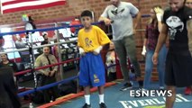 (WOW) Century Boxing Club Have One Of Old RGBA Rings EsNews Boxing-EFbxH2Hg8N4