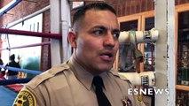 {MustSee} Sheriff Boxing Club KeepIng 200 Kids In Boxing Not On The Street South LA EsNews Boxing-2x3rEPS-hQw