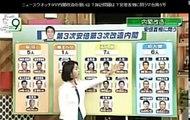 【公共放送?!】①安倍総理を睨み付け敬語も使わないNHKニュースウォッチ9 20170803