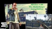 Grand Theft Auto V: C2 # 22 - The Multi-Target Assassination