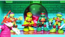 TEENAGE MUTANT NINJA TURTLES Nickelodeon TMNT Train Robbery a TMNT Video Parody