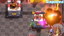 Funny Moments & Glitches & Fails _ Clash Royale Montage #52