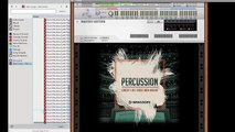 Percussion Library, Kontakt Percussion, Percussion Refill (Percussion Sample Pack)