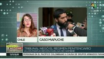 Tribunal niega cambiar medida cautelar a mapuches en huelga de hambre