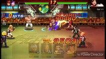 Quyền Vương 98 #KOF98 : Train với bạn trước khi đánh RANK!! [2]