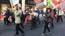 Manifestation antinucléaire à Saint-Lô