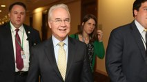 Tom Price resigns after pricey private air travel