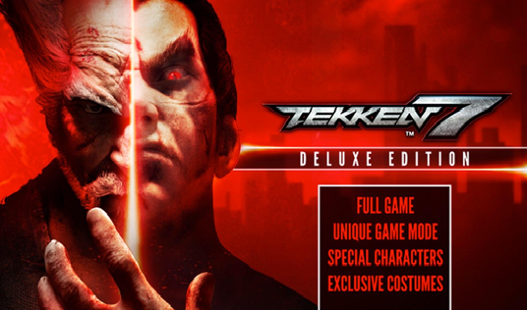 Tekken 7 ISO Android APK Free Download