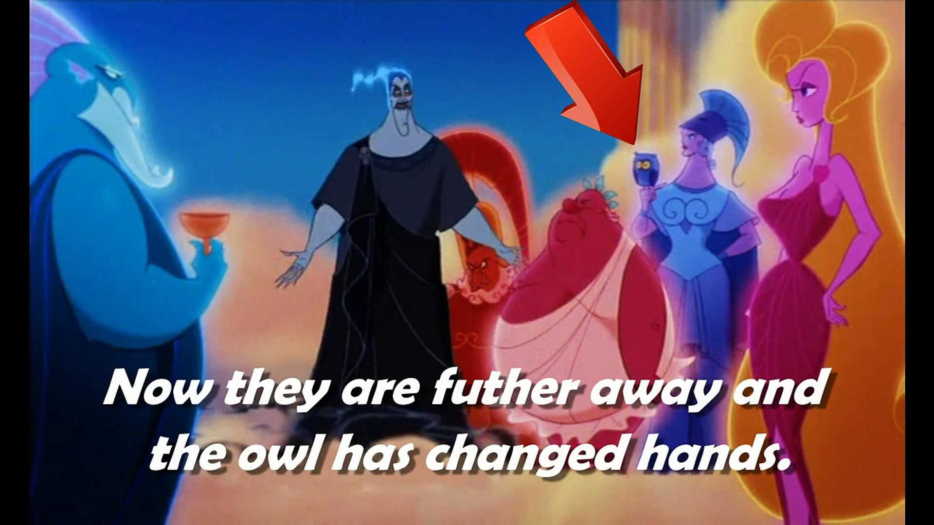 Disney Hercules Movie - MOVIE MISTAKES, Fails, Movie Clips and MOVIE MISTAKES