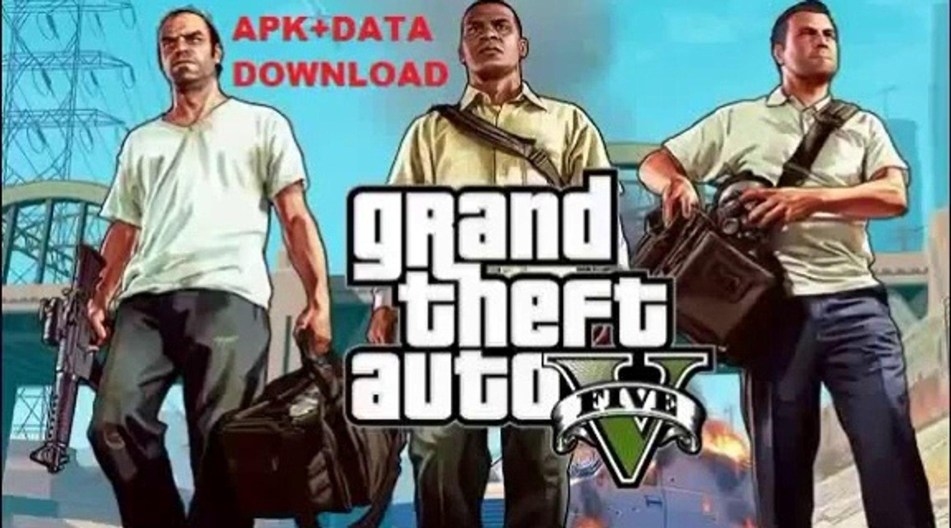 gta 5 mobile gameplay download