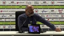 La réaction de Pascal Dupraz après EAG-Toulouse (1-1)