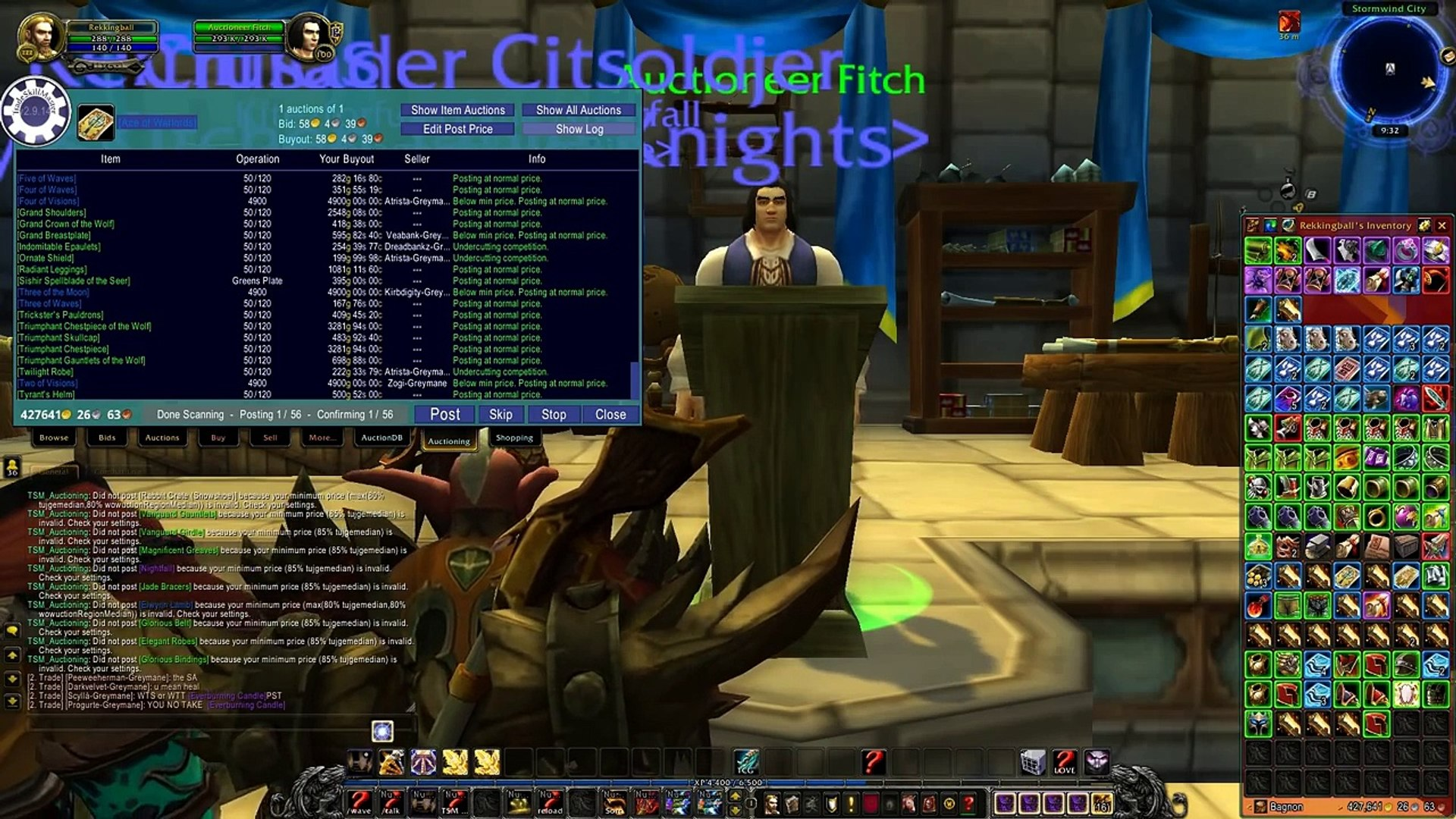 Tycoon vs TradeSkillMaster: Which WoW Gold Addon is Best