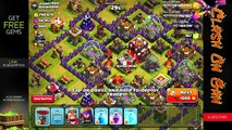 Clash Of Clans LETS MAX TOWNHALL 10   All Balloon Attack Strategy   Epic Loot Raids!