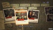 Resident Evil: The Umbrella Chronicles Walkthrough - Raccoons Destruction 2 - S Rank Hard Mode