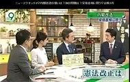 【公共放送?!】④安倍総理を睨み付け敬語を使わないNHKニュースウォッチ9 20170803
