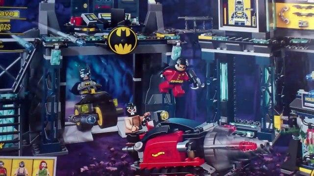 LEGO Логово Бэтмена 6860