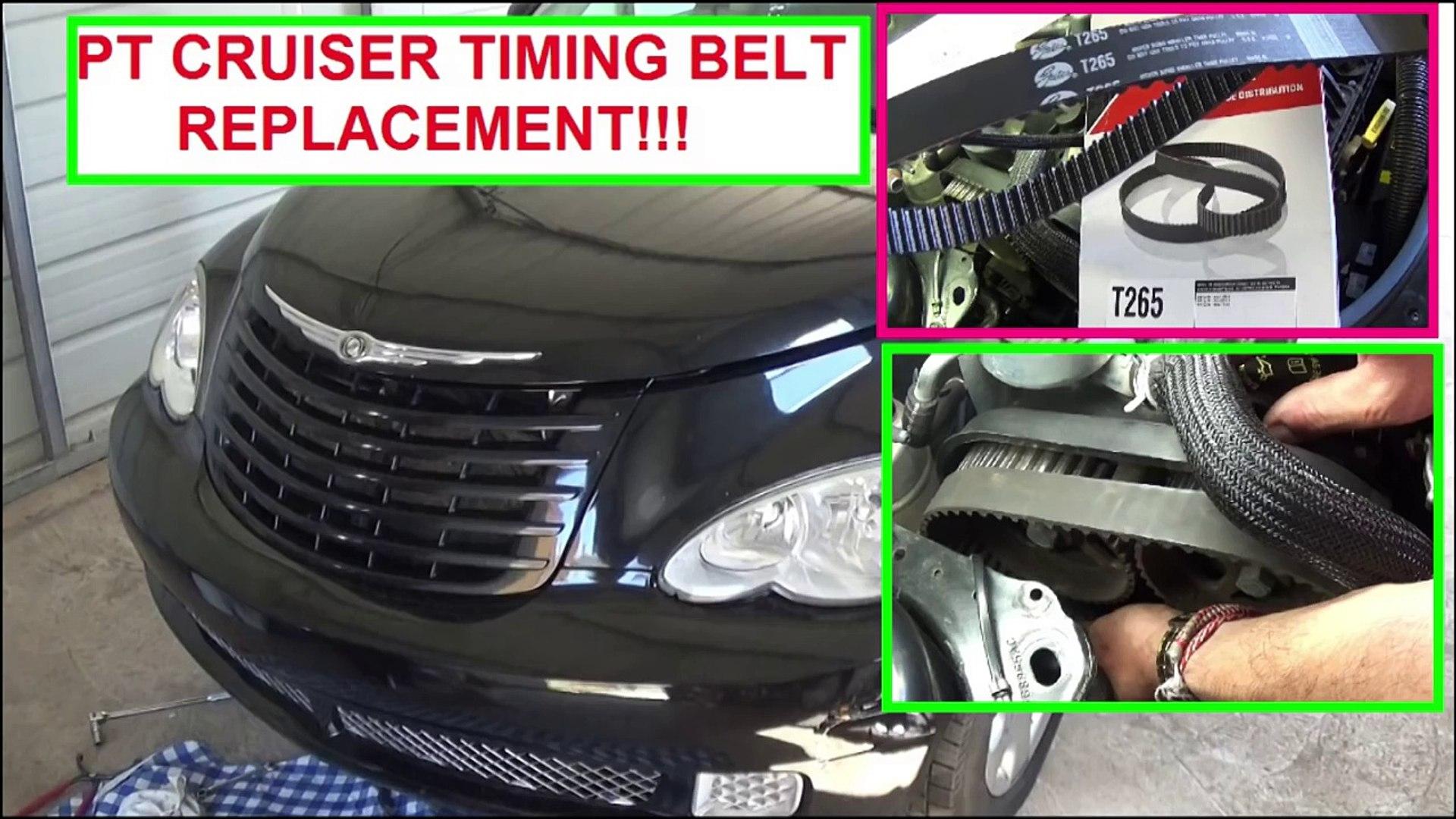 1999 Mazda Protege Timing Belt
