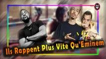 Ils Rappent Plus Vite Qu'Eminem (BigFlo & Oli , DAMSO ) - Monsieur Insolite