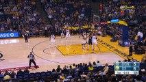 Kevin Durant reprend ses bonnes habitudes : gros dunk sur la tête des Nuggets