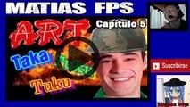 Video-Reacción #58 YTPH - Art Taka Tuku Tuku (Art Attack) por Matias