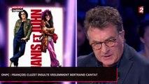 ONPC : François Cluzet insulte violemment Bertrand Cantat pour la mort de Marie Trintignant (Vidéo)