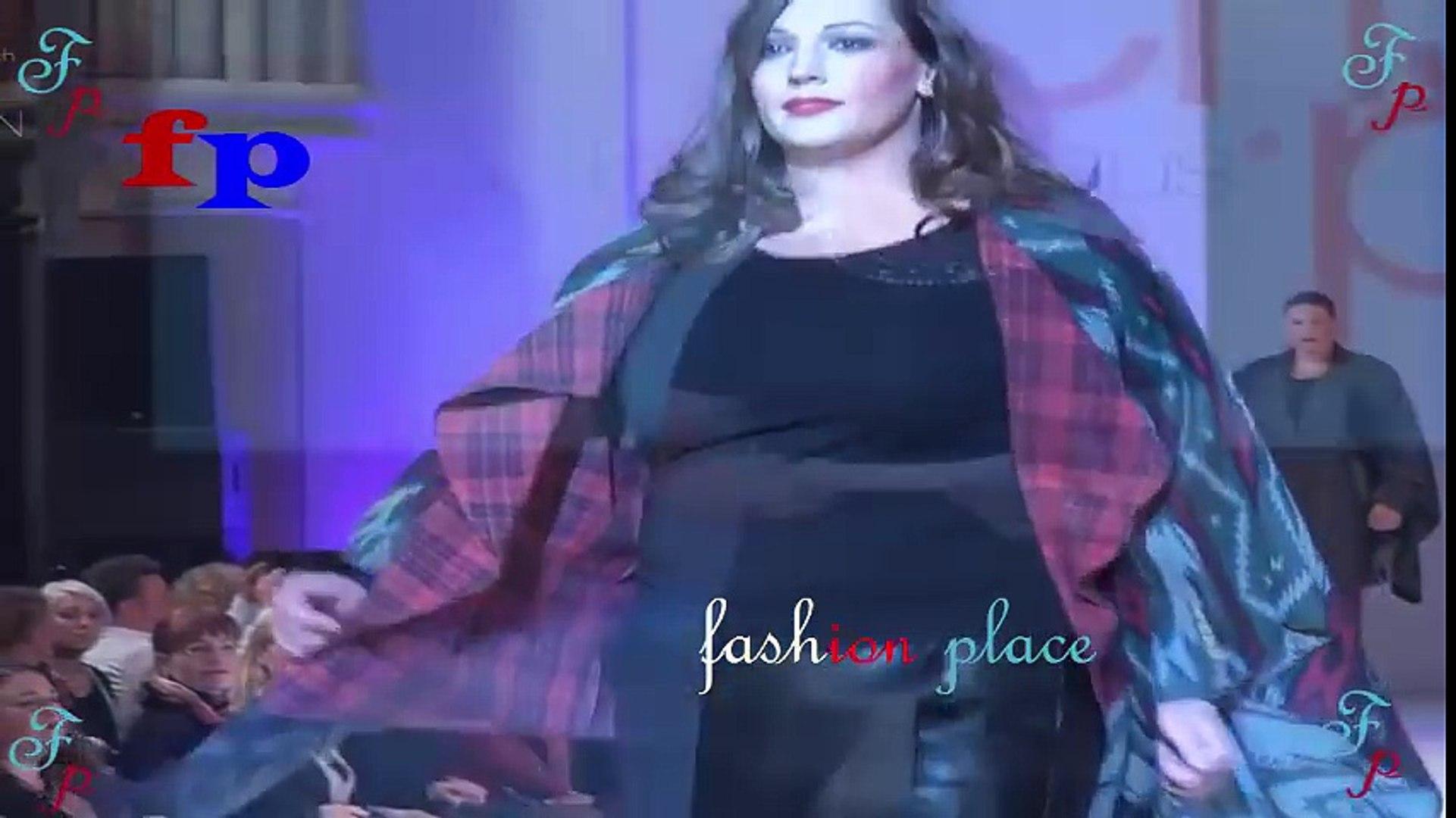 plus size fashion show , fashion show 2017,beautiful catwalk fashion show