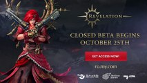 Revelation Online - All Classes Charers Movie