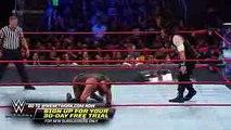 Roman Reigns vs. Braun Strowman- WWE Payback 2017 (WWE Network Exclusive