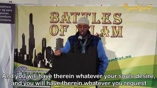 Battles of Islam