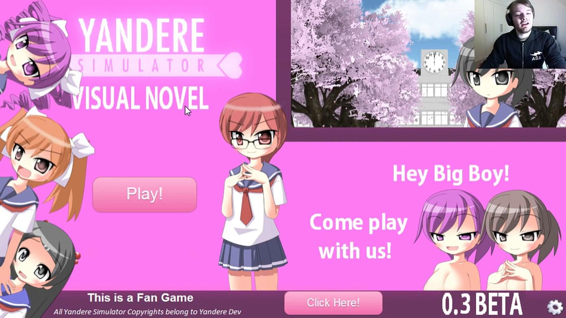 Errrrm Nurse?!   Yandere Simulator Visual Novel