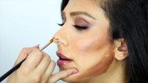 Makeup Tutorial with Hanan Al Najadah مكياج سموكي مع حنان النجاده