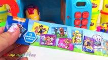 Microwave Super Surprise Eggs Kinder Surprise Kinder Joy Paw Patrol Learn Color Play Doh Pororo Kids