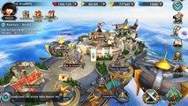 Heroes of Skyrealm (NOVO JOGO DE RPG AÇÃO Hackn Slash / Gameplay Android BR)