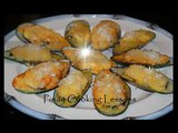 BAKED MUSSELS/SPICY BAKED MUSSELS (with English subtitles)