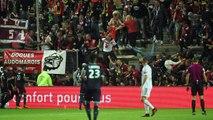 Amiens-Lille: une barrière s'effondre, 29 supporteurs blessés
