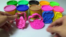 PLAY DOH!!! Play Doh Kids & Play Doh Toys - Play Doh Oggy & shaping Doremon - Doremi with Play Doh