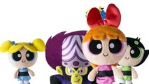 Powerpuff Girls Toys Animation - Powerpuff Girls ABC Song - Powerpuff Girls Plushies