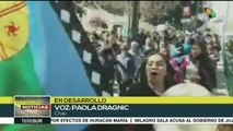 Chile: 3 de los 4 mapuches levantan huelga de hambre de 116 días