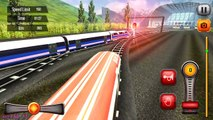 Euro Train Driving Games #001 - Train Simulator Games Android #q | Bambi Tv - iOS Android Gameplay