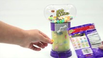 Bean Boozled Bouncing Bean Dispenser Challenge - Awesome Jelly Belly Candy Machine!