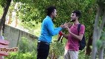 Pulling Bra From Hair Prank - AVRprankTV - Pranks in India - Dailymotion