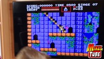 Nintendo Classic Mini Descubrimos los videojuegos de nuestros padres. en Español