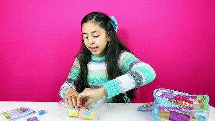 Tuesday Play Doh Peppa Pig Activity Back Pack Peppa Pig Toys!!B2cutecupcakes