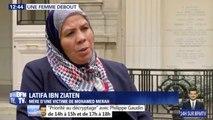 Procès d'Abdelkader Merah - Interview de la mère de la première victime de Mohamed Merah, Latifa Ibn Ziaten