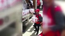 Türk Kızılayı Meksika'da Depremzedelere Yardım Dağıttı - Izucar De